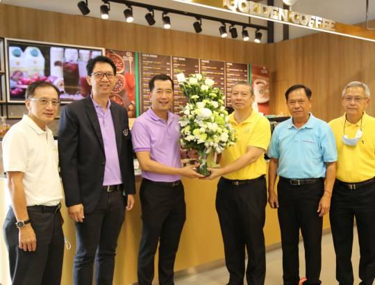 ธพส. ตั้งเป้าอาคารโกลเด้น เพลซ เป็นอาคารเขียวไทย อนุรักษ์พลังงานและสิ่งแวดล้อม พร้อมเปิดให้บริการ ณ ศูนย์ราชการเฉลิมพระเกียรติฯ แจ้งวัฒนะ
