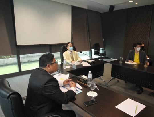 ธพส. ประชุมระดมความคิดเห็นทบทวนแผนยุทธศาสตร์ พ.ศ.2561-2565