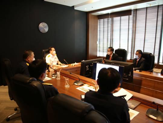 ธพส. จับมือการไฟฟ้านครหลวงเดินหน้าโครงการพลังงานทางเลือก ภายในศูนย์ราชการฯ